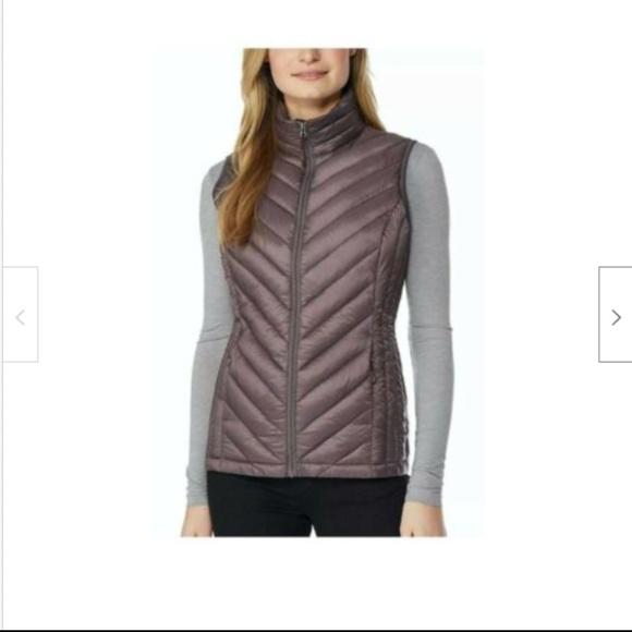 32 Degrees Jackets & Blazers - 32 Degrees Heat Women's Packable Nylon Vest